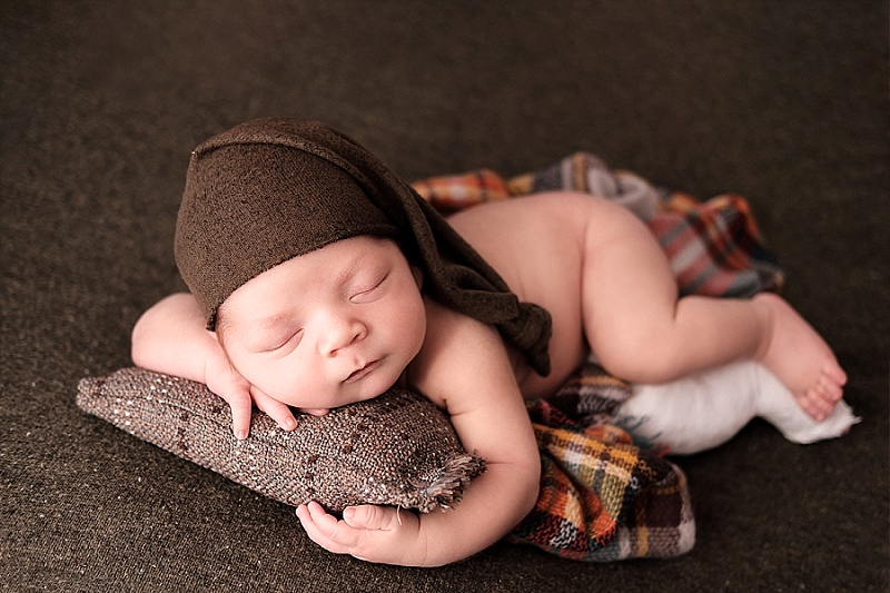 Macomb Newborn Photographer | Jack
