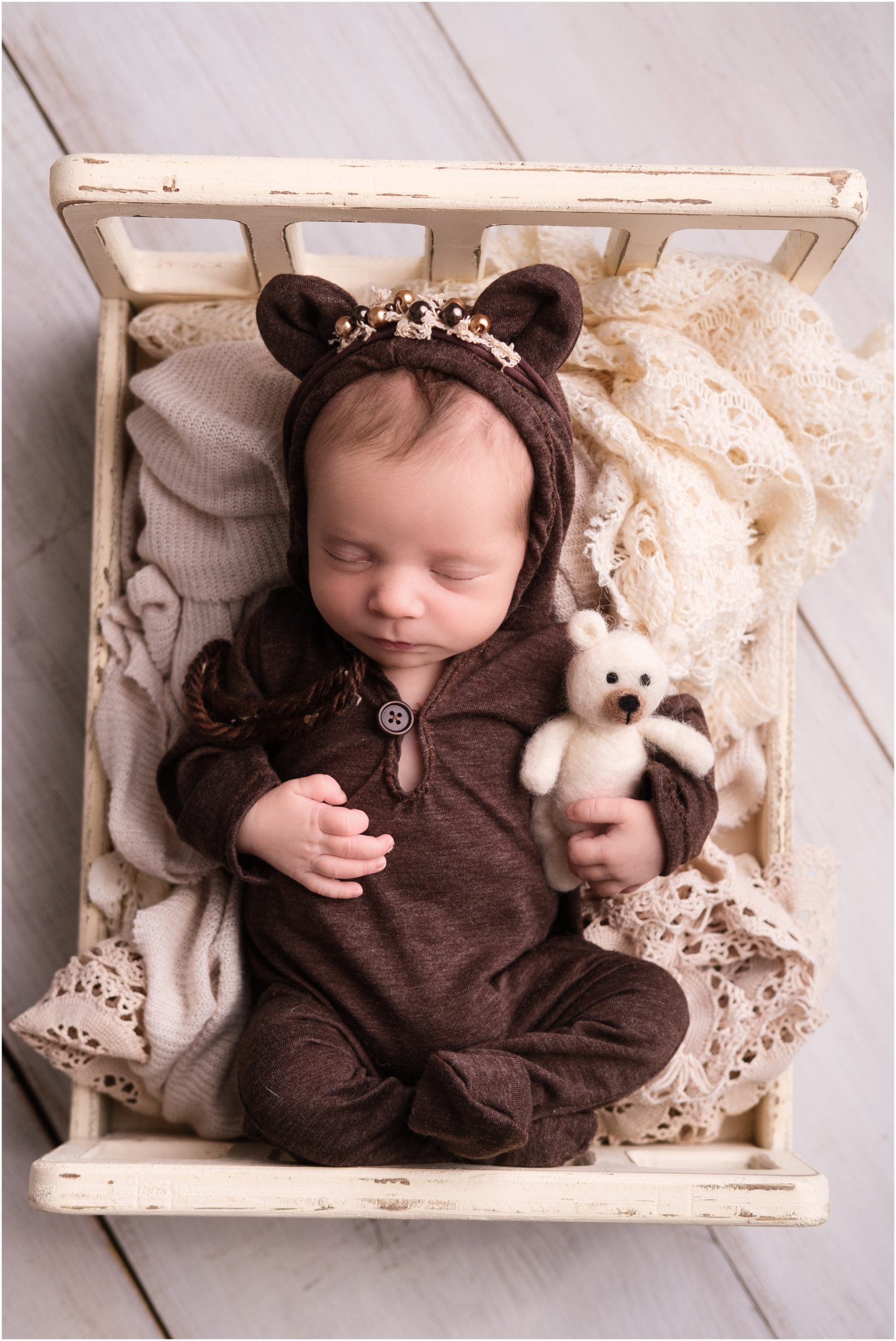 Metro Detroit Newborn Session | Syren