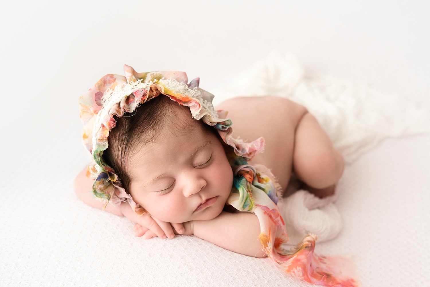 Macomb Newborn Photographer | Grace