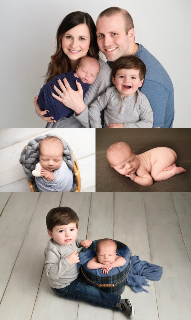 Macomb Michigan baby session