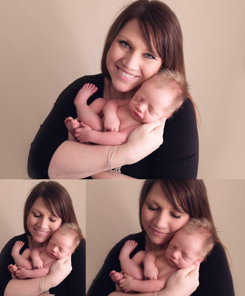 Macomb Michigan Newborn Photos