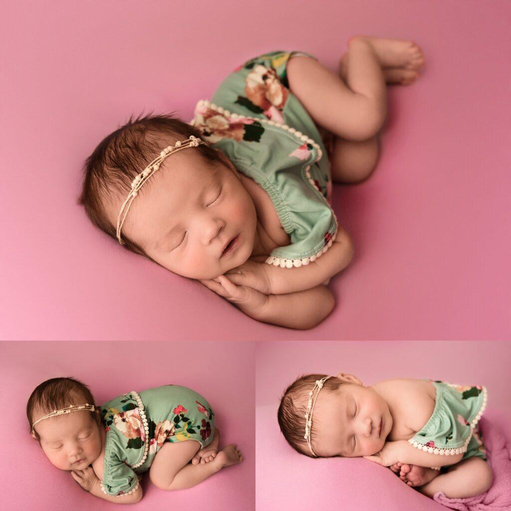 Metro Detroit Newborn Photographer