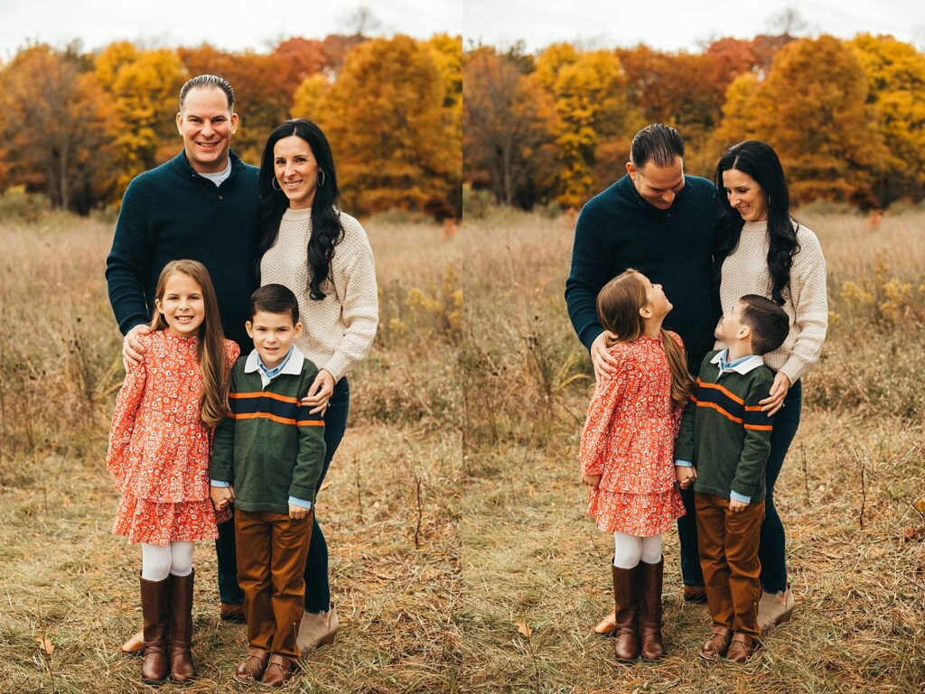 Family Session at Stoney Creek