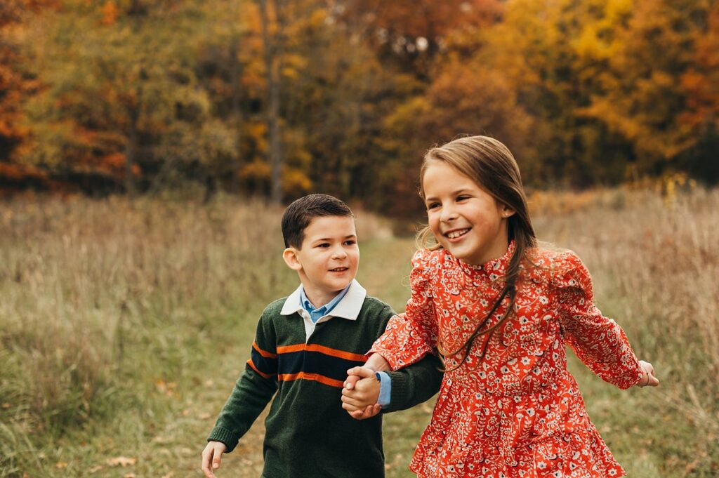 Shelby Township Family Photography