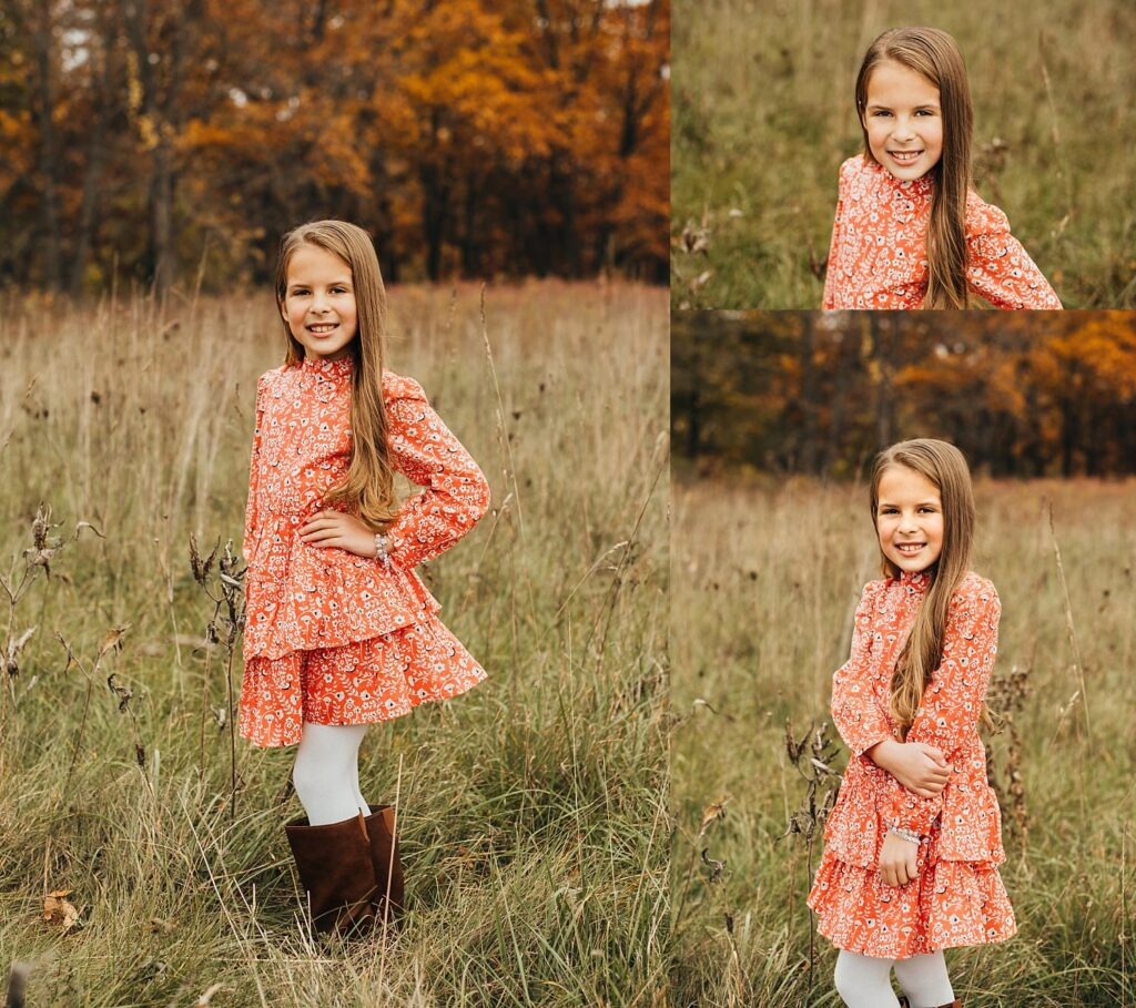 Girl at Stoney Creek