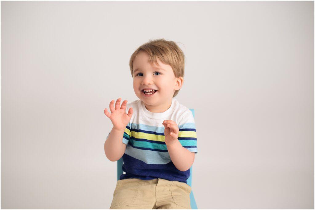 2 year old milestone photographer