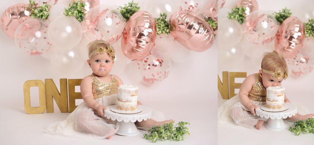 macomb cake smash photographer