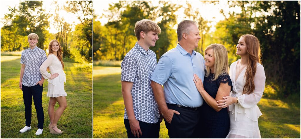 kids, family photo chesterfield extended family photographer
