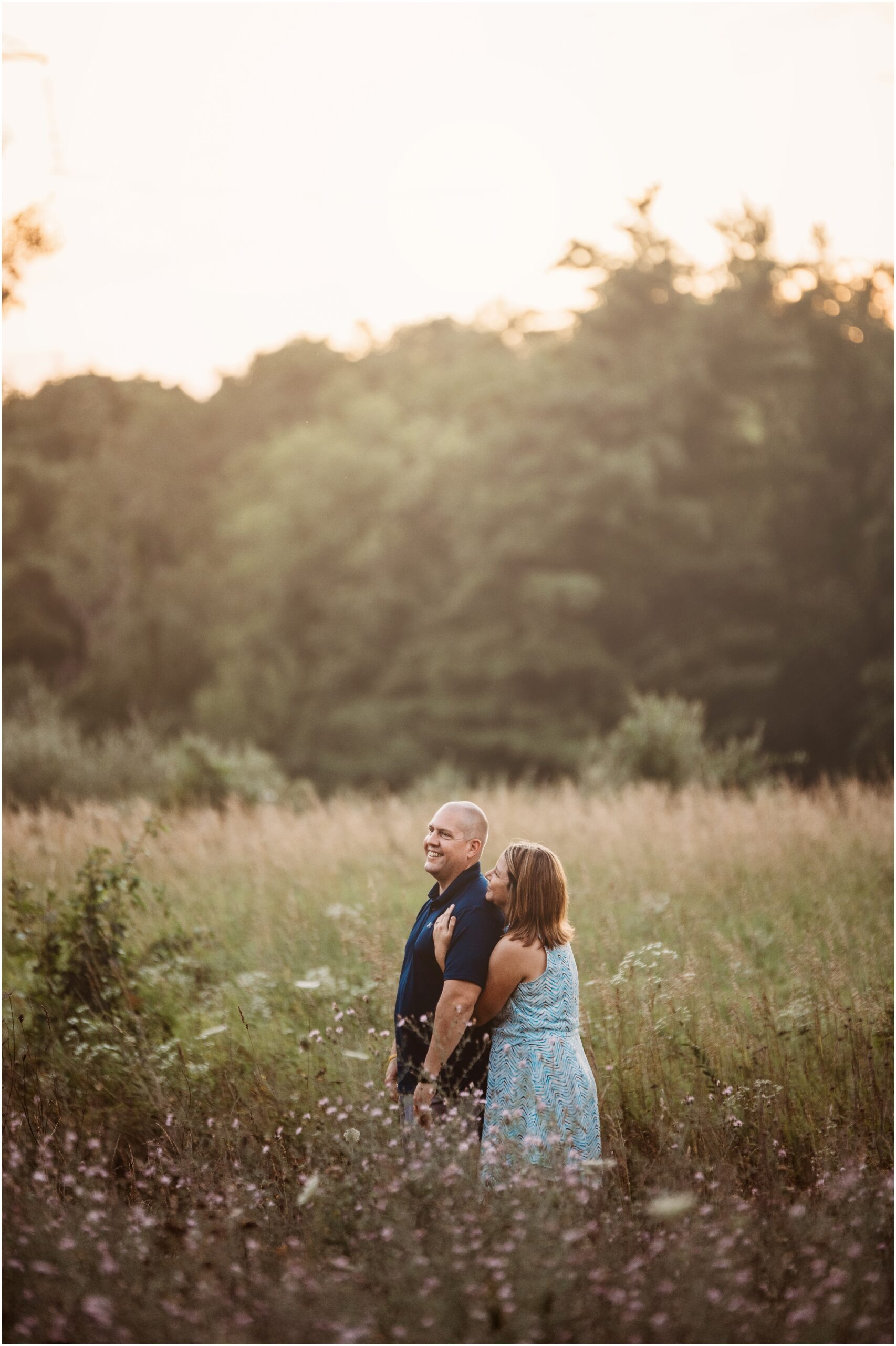Engagement Photographer | Christy and Jason
