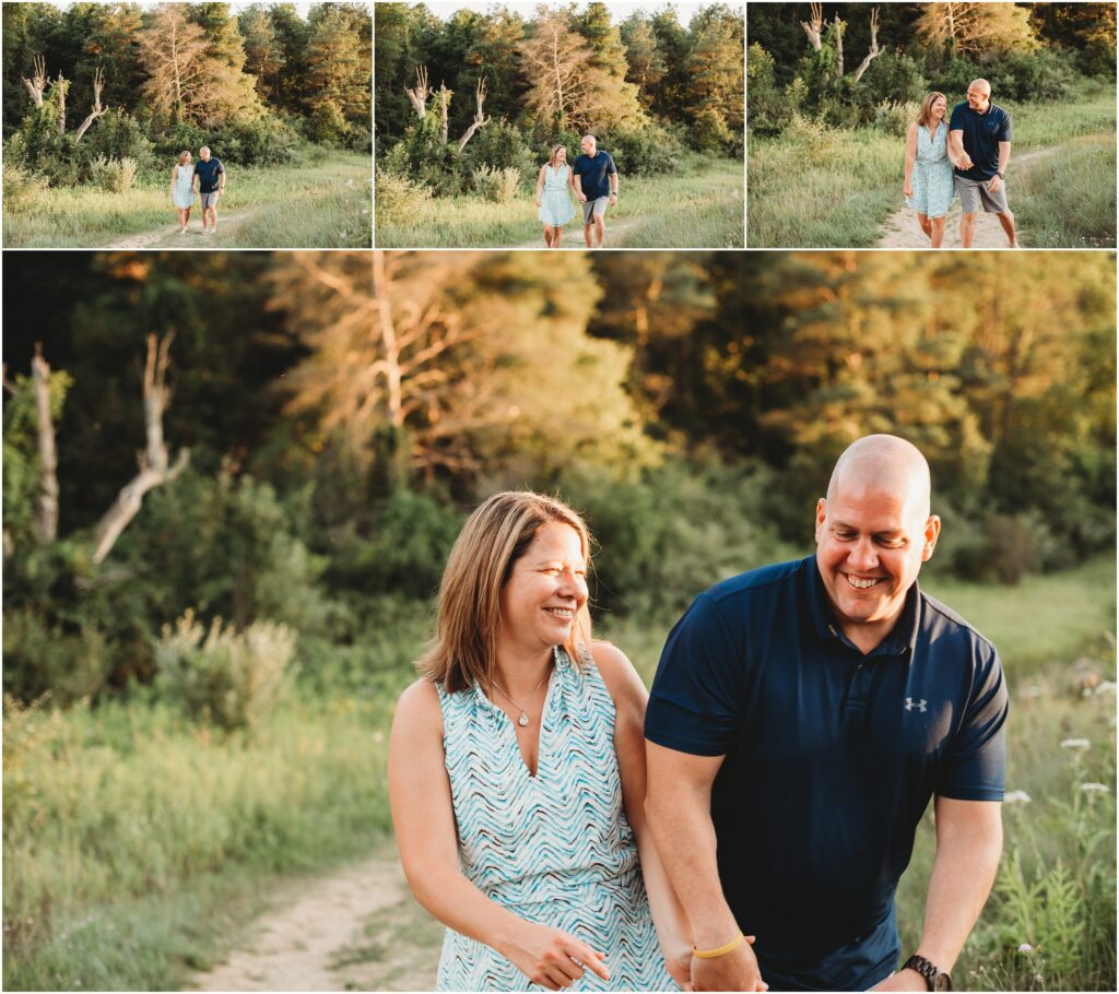 Shelby Twp Engagement Photography