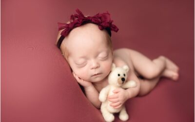 Macomb Newborn Session | Emma