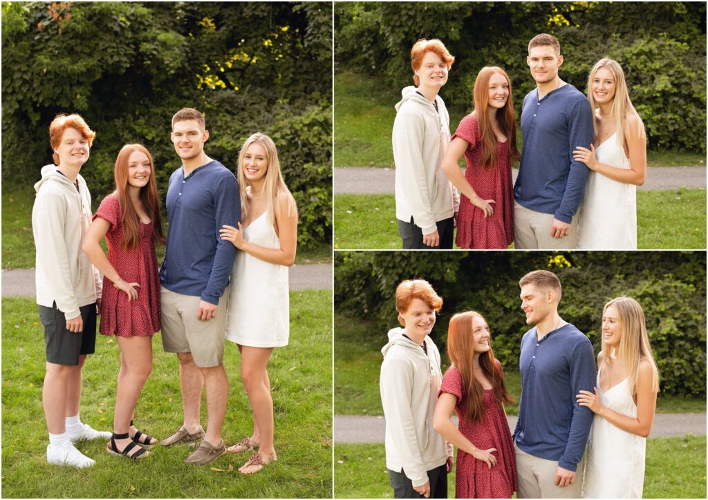 extended family sessions photo of siblings