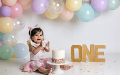 Cake Smash Session | Milena
