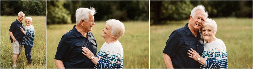 grandparents at session