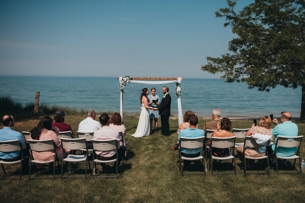 port Sanilac Wedding