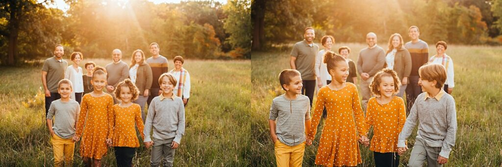 Shelby Township Extended Family Photos