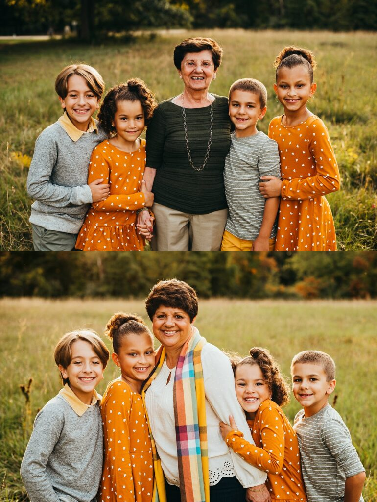 Shelby Township Family Photos
