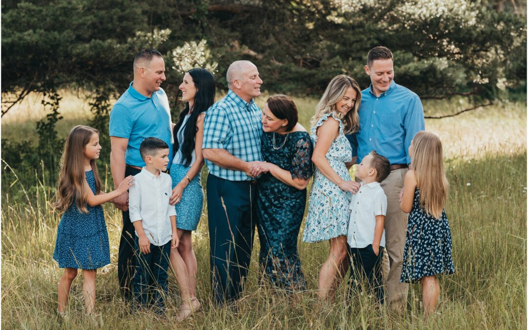 Extended Family Photos | The Moore Family
